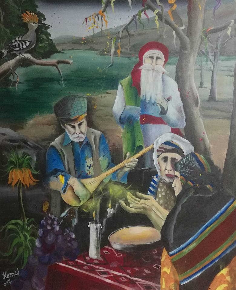 Xızır Lı Her Derê Meriyan Dıcerıbine - Roşev Sıtav